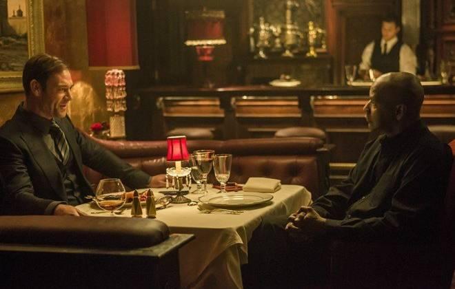 The Equalizer có tuyến nhân vật phản diện gây ấn tượng, tạo ra được đối trọng với Denzel Washington.