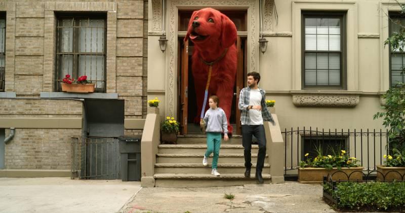 PhimClifford Chú Chó Đỏ Khổng Lồ