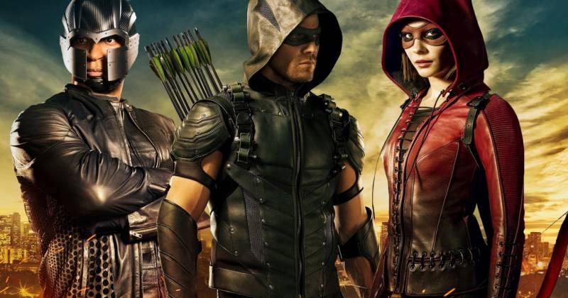 Team Arrow hiện giờ đã giải tán. Liệu mùa 5 chúng ta sẽ được xem gì?