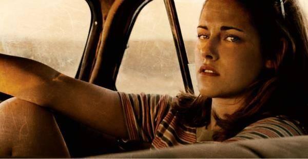 Kristen Stewart diễn xuất trong bộ phim mới On The Road