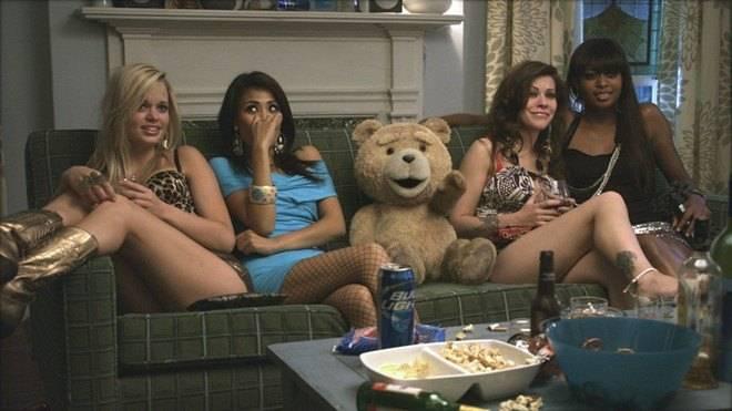 Phần đầu tiên của Ted từng thu về gần 550 triệu USD từ các phòng vé toàn cầu.