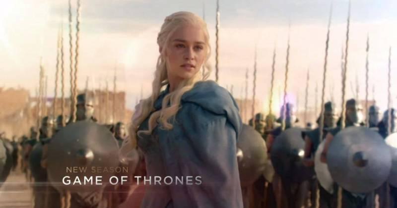 Game of Thrones là serie phim truyền hình ăn khách bậc nhất và bị tải lậu nhiều nhất (Nguồn: AFP)