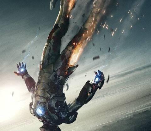Iron Man 3 vẫn nằm trong Top 10 phim ăn khách Bắc Mỹ ở tuần thứ bẩy chiếu rạp. Ảnh: Disney.