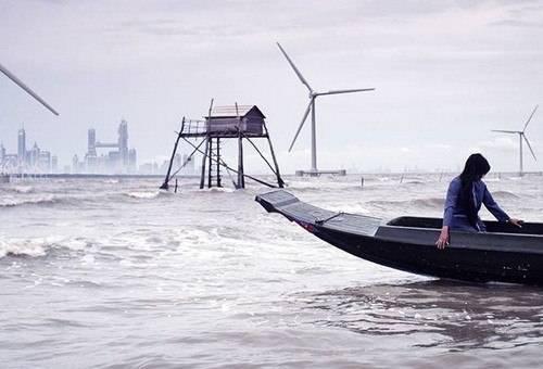 Phim lấy bối cảnh Việt Nam trong tương lai khi mực nước biển dâng cao và con người phải sống trôi dạt giữa mênh mông biển trời.