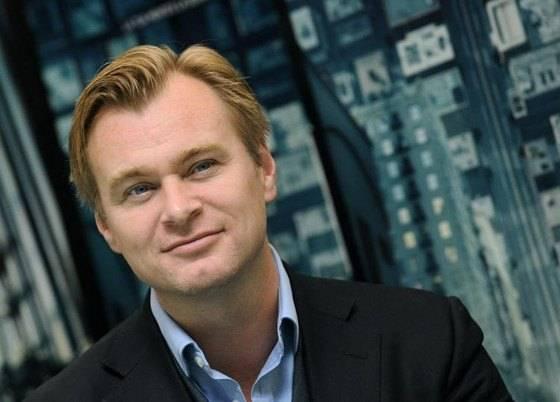 Christopher Nolan, cha đẻ của Người Dơi, Inception và là nhà sản xuất của Man of Steel. Ảnh: DM.