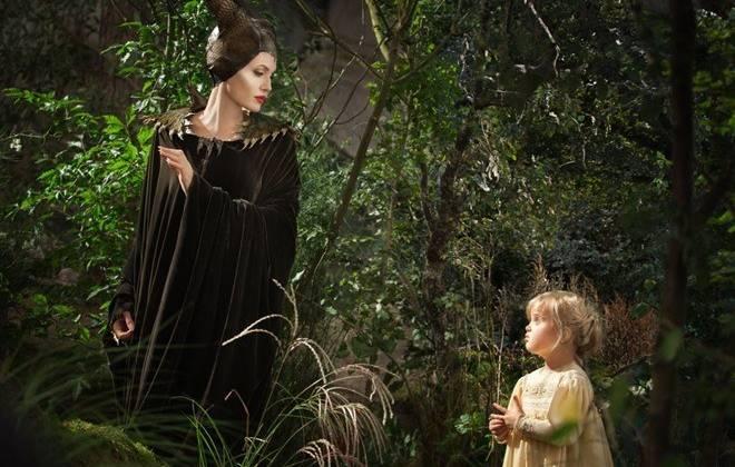Nữ giới và trẻ em là hai yếu tố chính tạo nên chiến thắng của Maleficent tại các phòng vé trong cuối tuần vừa qua.