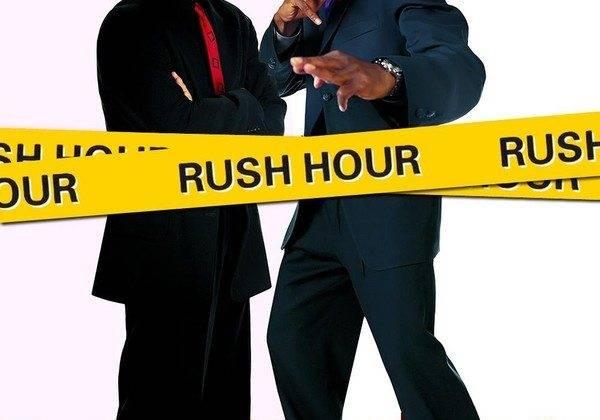 Thành Long trong Rush Hour