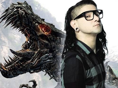 DJ từng đoạt 6 giải Grammy Skrillex tham gia thực hiện phần âm thanh cho Transformers 4.