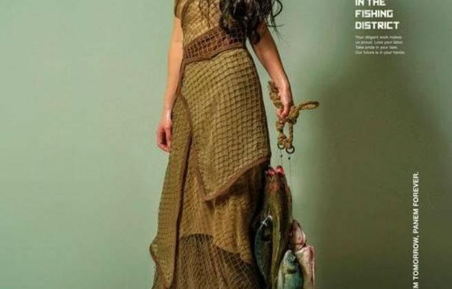 Naída Dolan, 22 tuổi, đến từ Quận 4. Cô là con gái đáng tự hào của một ngư dân miền biển và thợ mò ngọc trai thế hệ thứ sáu.