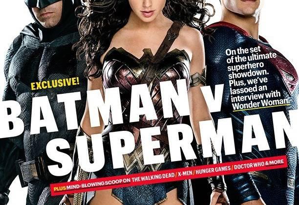 Wonder Woman sẽ giải hòa cho Batman và Superman?