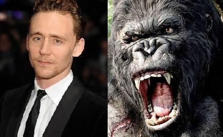 Ắt hẳn không fan nữ nào muốn anh Tom vào vai King Kong đâu nhỉ?