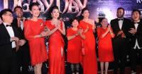 Sao Việt hút mắt trên thảm đỏ ra mắt phim Ngày Nảy Ngày Nay
