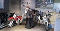 Hậu trường cảnh rượt đuổi môtô trong Skyfall